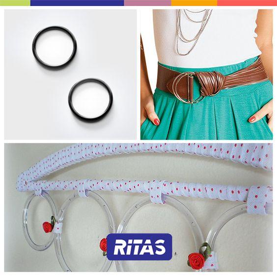 Mais um lançamento da Ritas Aviamentos: a argola A060. Conheça: http://goo.gl/3BxLha