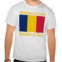 Republic of Chad Tshirts
