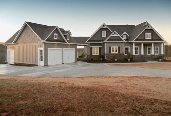 I love the detached garage with a covered walkway but for Garage with porch