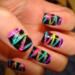 Zig Zag!  but i use better colors!!