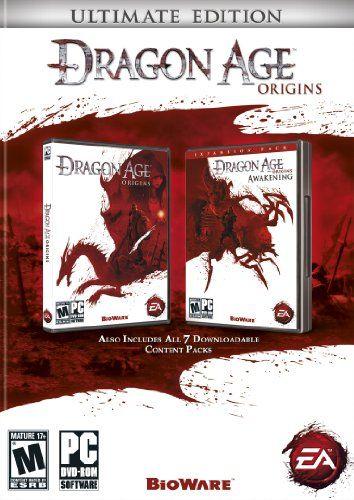 Dragon Age Origins: Ultimate Edition - PC Electronic Arts http://www.amazon.com/dp/B0045ZB66I/ref=cm_sw_r_pi_dp_A1ZCwb10FYN8F