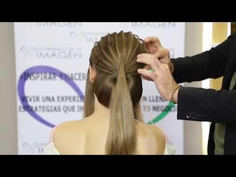 Classic Hairstyle Farrukh Shamuratov Youtube Classic Hairstyles Hair Styles Hair Videos