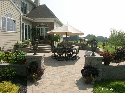 ‪#‎Patios‬ never go out of style! We provide luxurious ‪#‎outdoorliving‬ options for your suburban lifestyle. http://bit.ly/1LtBrRG