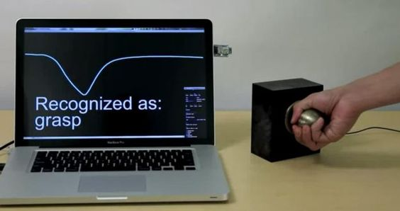 Researchers add gesture recognition to nearly everything    http://www.digitaltrends.com/cool-tech/researchers-add-gesture-recognition-to-nearly-everything/