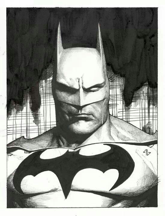 Batman by adi granov
