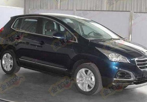3008 Peugeot Characteristics - http://autotras.com