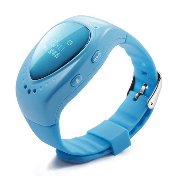 2016 New Arrival Smart Watch Cute Spy Watch Child GPS Bracelet Tracker For Kids With SOS Geofence Voice Monitor For Android IOS