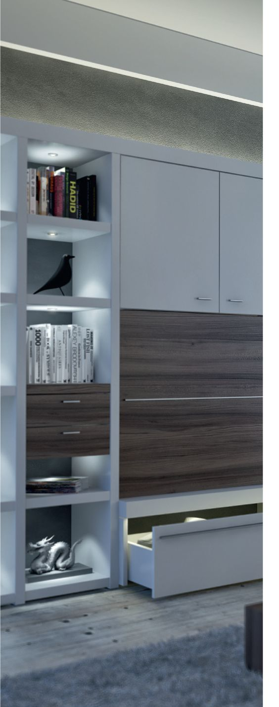 Lighting solutions for your living room that spell luxury, class and individualistic style. Ambient Lighting By Hafele