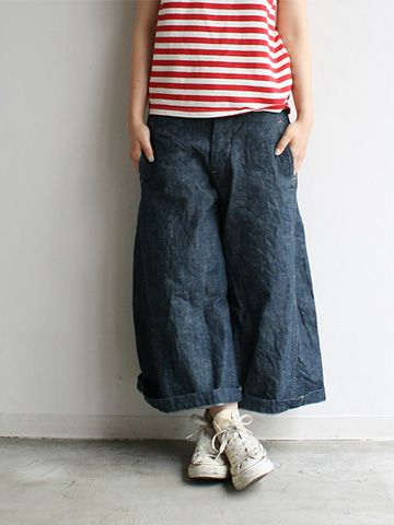 Baggy and stripes: