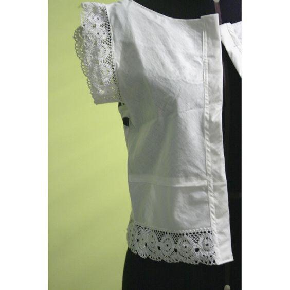 blusas simples cambraia - Pesquisa Google