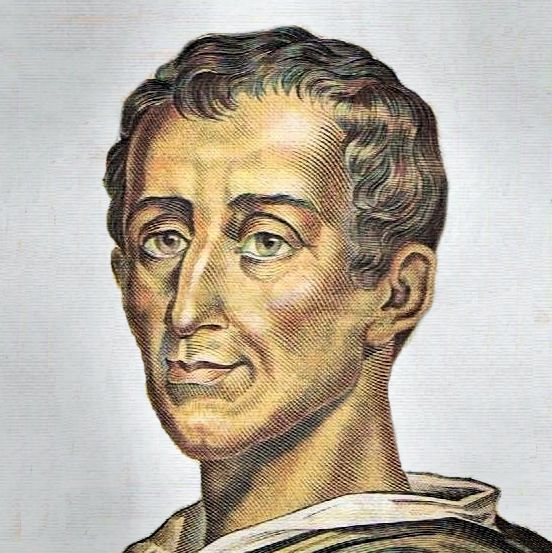 A biography of montesquieu