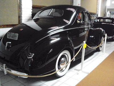 SHOWROOM IMAGENS DO PASSADO resgatando histórias: Museu do Automóvel Arte e História - TATO´S GARAGE