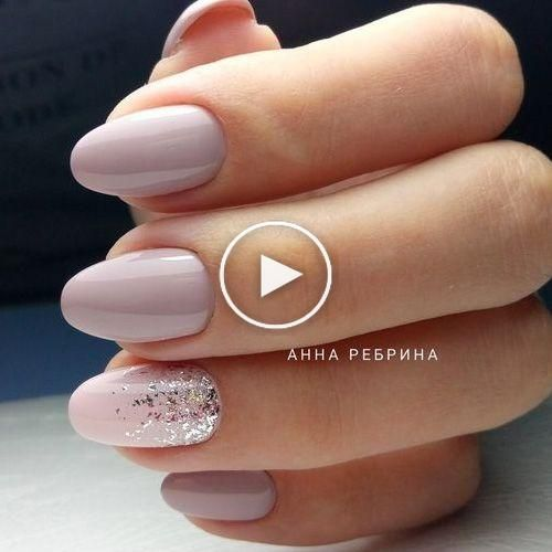 Gel Nails Are So Pretty This Is Why We Have The Best Gel Nails For 2018 64 Trending Gel Nails Simple Nails Simple Gel Nails Gel Nails