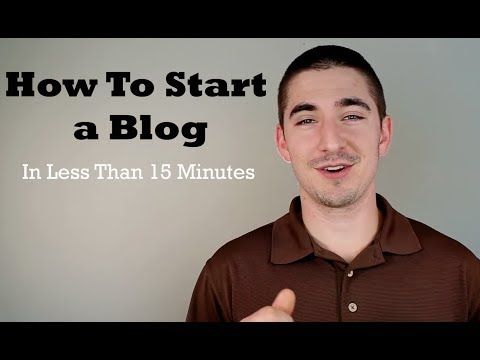 How to Start a General Blog – Step by Step Guide #blog #blogging #wordpress