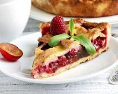 Tarte allégée aux prunes : http://www.fourchette-et-bikini.fr/recettes/recettes-minceur/tarte-allegee-aux-prunes.html