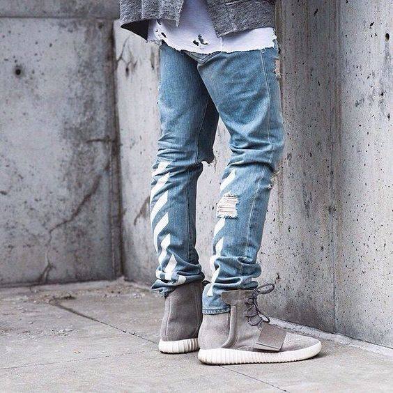 Yeezy Boost x Off White Jeans! #freofficial | my style | Pinterest | Motivation Lifestyle and ...