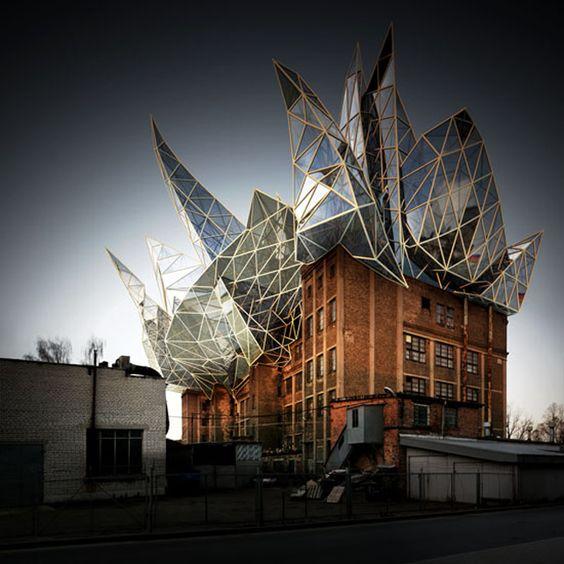 SURREAL 3D ARCHITECTURE - Victor Enrich Favorite Archviz CGI\u0027s