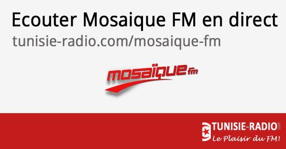Ecoutez Radio Mosaique FM sur Tunisie-Radio.com : Donnez votre avis, Notez et Commentez.