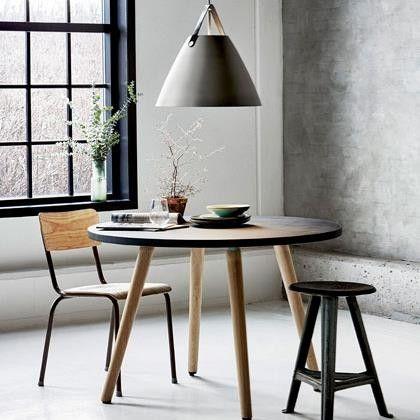 Pendellampe STRAP 48 skandinavisches Design kaufen   Lampenshop Lumizil