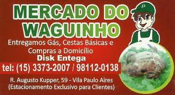 MERCADO DO WAGUINHO