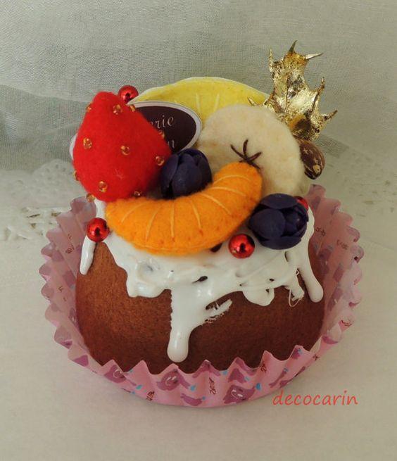Sentivo Cake, torta di Natale, ritenuto cibo, sentivo la cucina di casa natale Decor decorazioni, ornamenti, decorazione di feltro, della decorazione natale festa di Natale
