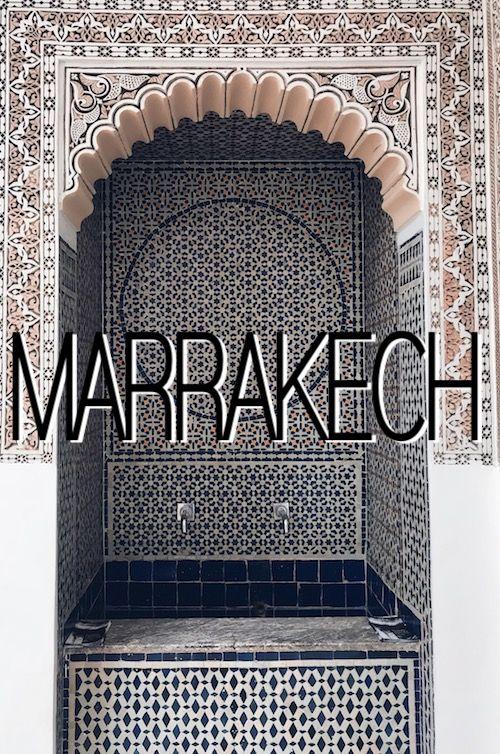 Marrakesch Blogger Travelguide TheBlondeLion
