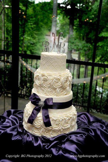 Rose Wedding Cakes Swirls And Wedding Cakes On Pinterest