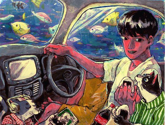 https://flic.kr/p/pajJZE | 海中ドライブ