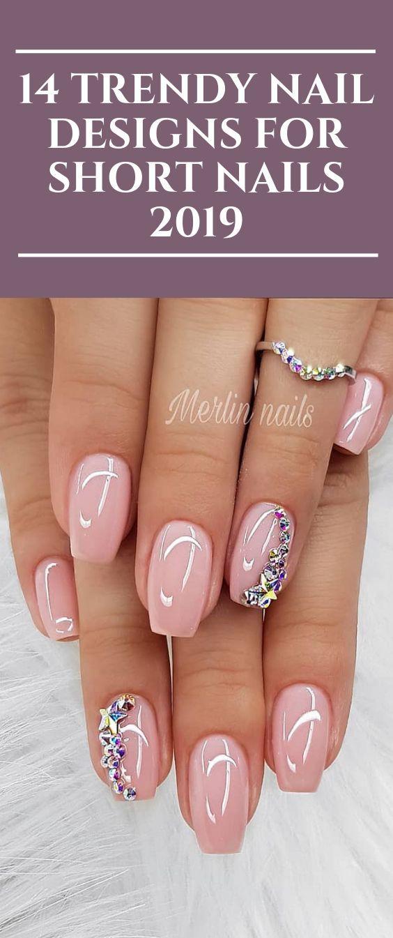 Beauty Style Archives Short Nail Designs Trendy Nails Nail Designs