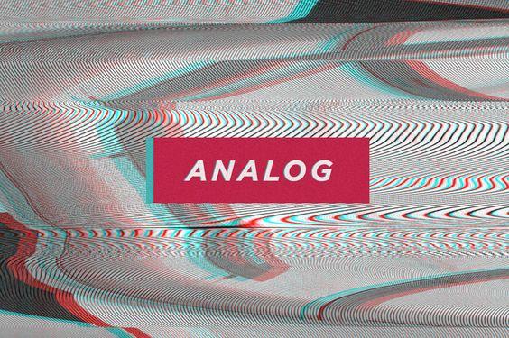 Analog - Textures - 1