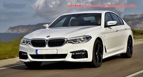2017 BMW 5-Series review: all-new exec saloon driven
