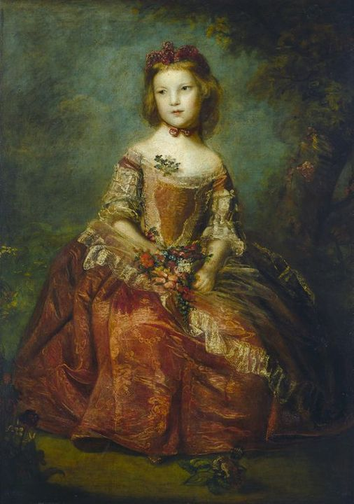 Sir Joshua Reynolds British, 1723 - 1792 Lady Elizabeth Hamilton 1758 oil on canvas overall: 117 x 84 cm © National Gallery of Art, Washington