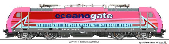 #railcolor #locomotive #graphics www.railcolor.net