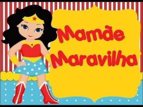 Mamae Maravilha Video Letra Letra Na Descricao Do Video