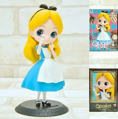 Q posket Disney Characters Alice Thinking Time Special Figure Qposket BANPRESTO