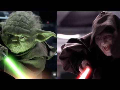 Why Yoda Actually Beat Darth Sidious In Revenge Of The Sith Star Wars Explained Star Wars Yoda Sith