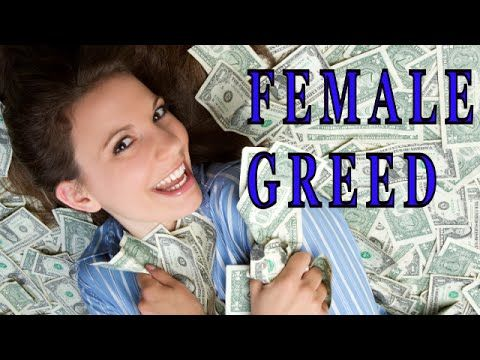 Patriarchy Is Covert Matriarchy, Male Genius and Female Greed - MGTOW