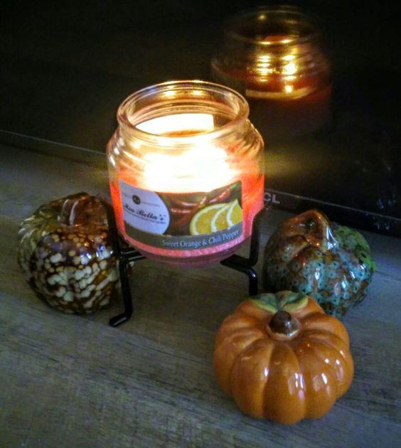 Sweet orange and xhili pepper...yum Https://scent-team.com/cayala
