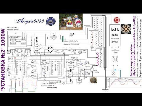 Akula0083 Device 2 1000w 1kw Daly Feik Youtube Devices Free Energy Video