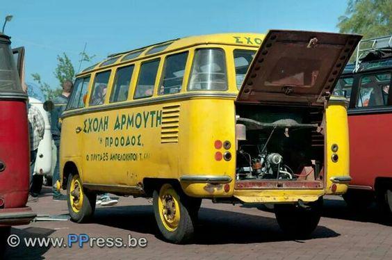 VW 1953 samba