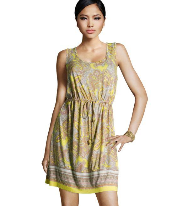 H Dress-Loose-fitting, knee length