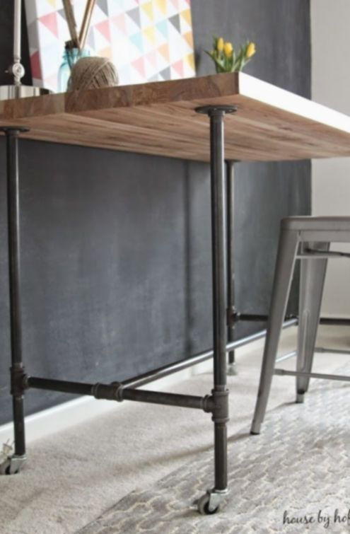 10 Diy Table Legs Cheap Diy Table Legs Industrial Home Design