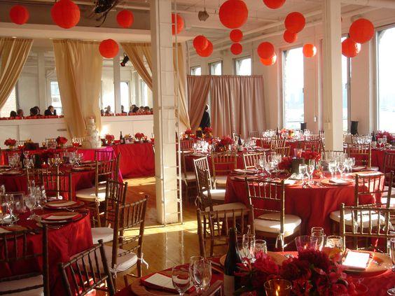 Catering y decoración de mesa 9