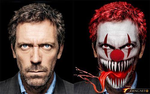 """House"" is a Clown !"
