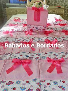 Babados & Bordados: Festa  Jardim das Bonecas