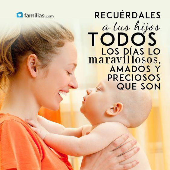 #frases #amor ♥ #familia www.familias.com