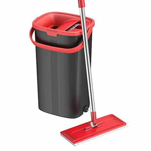 The 7 Best Mops For Kitchen Floors 2020 Creative Homemaking In 2020 Floor Cleaner Laminate Flooring Microfiber Mops