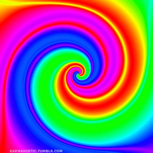 colorful cartoon Love Wallpaper : colorful 3D Moving gifs - Bing Images trippy Pinterest Illusions, On tumblr and Blog