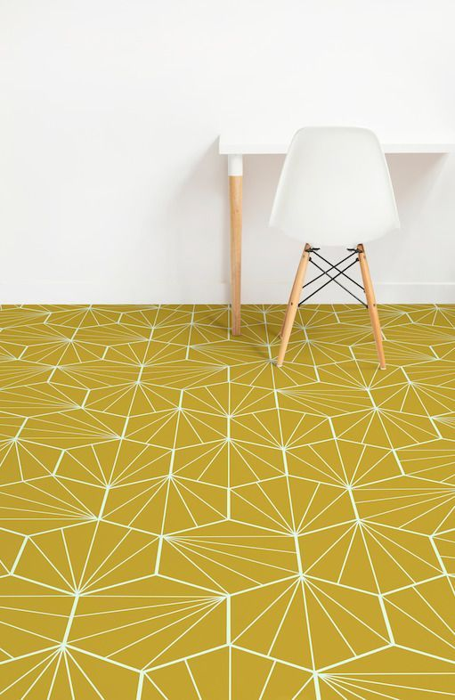 The Art Of Avant Garde Expressions Will Make You Feel The Strength Of The 20th Century Vinyl Flooring Unique Interior Design Floor Design