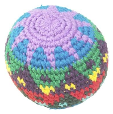 How to Knit a Round Ball